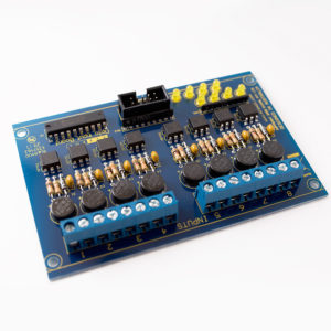 Opto Isolated Input Board