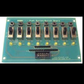 Switch Push Button Board