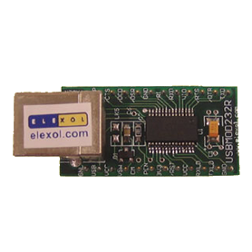 USBMOD232R (FT232R)