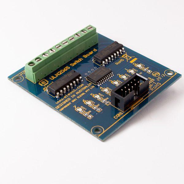 ULN2065B Switch Board