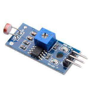 1 Channel Light Dependent Resistor Sensor Photosensitive Resistance Sensor