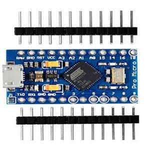 Pro Micro Leonardo - 5V/16MHz -micro-USB