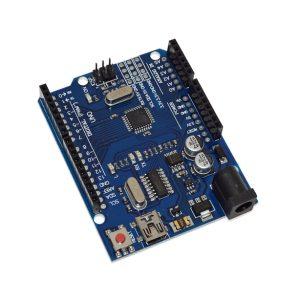 Arduino UNO R3 ATmega328P CH340G Mini USB Port