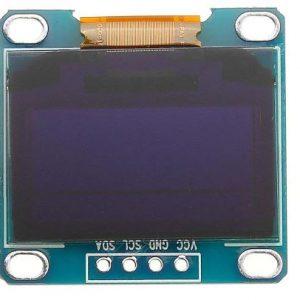 0.96 Inch Yellow-Blue I2C IIC OLED LCD Module 4pin 2