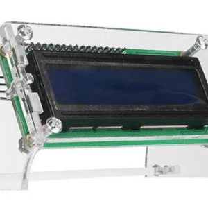 LCD1602 Holder Acrylic Case Stand Module