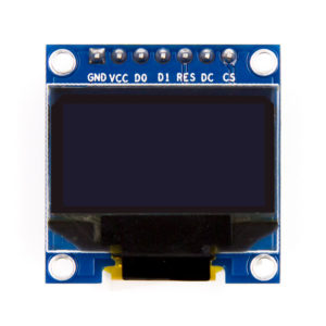 0.96 Inch Blue,White,Yellow-Blue SPI / IIC OLED LCD Module 7pin