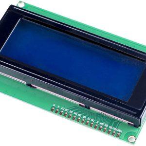 LCD2004 IIC/I2C Blue LCD