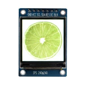 1.3inch IPS full view TFT display LCD color screen module SPI serial port HD 240 x 240