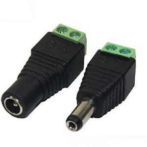 Male or Female for DC Power Jack Adapter