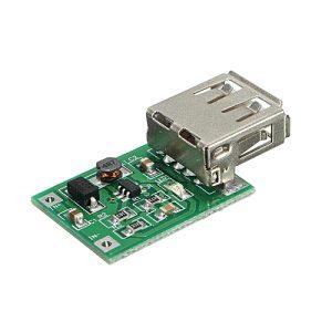 600MA Boost DC-DC Step-up Transformer 5V Power Supply Module
