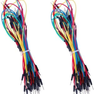 Dupont Jumper Wires Solderless 65, 75 and 130 piece pack