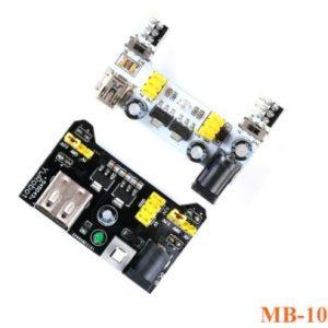 MB102 Breadboard 5V/3.3V Power Supply Module