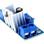 SX1308 DC-DC USB 2~24V to 2~28V 2A Boost Step-Up Adjustable Regulator