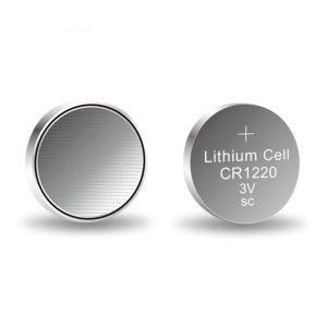 cr1220 3v coin cell battery