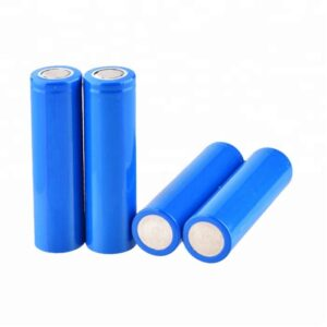 18650 Polymer Lithium Ion Battery (LiPo) (3.7V 2600mAh)