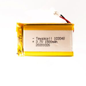 103048 Lithium ion polymer Battery (LiPo) 103048 (3.7V 1500mAh)