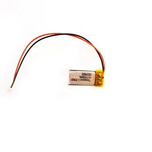 251020 Lithium ion polymer Battery (LiPo) (3.7V 25mAh)