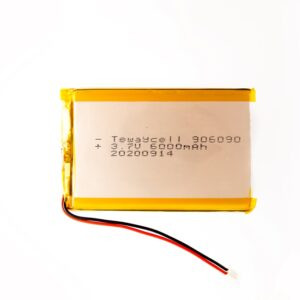 Lithium ion polymer Battery (LiPo) 906090 (3.7V 6000mAh)