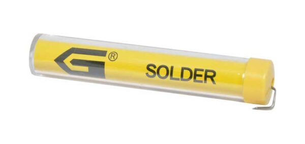 0.8mm Tube 15gm Lead Free Solder