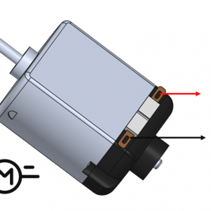 R130 Hobby micro motor