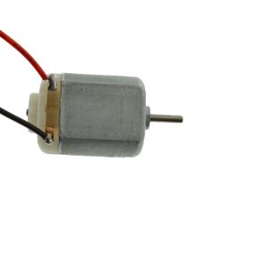 DC Toy Motor R130 with cables