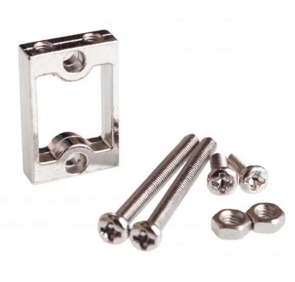 TT motor aluminum alloy bracket