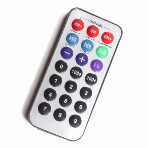 21 key remote