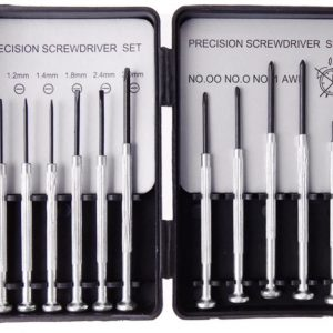 11Pcs Precision Mini Screwdriver Set