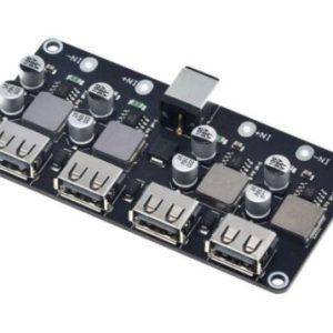 USB QC3.0 QC2.0 DC-DC Buck Converter Charging Step Down Module