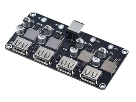 USB QC3.0 QC2.0 DC-DC Buck Converter Charging Step Down Module