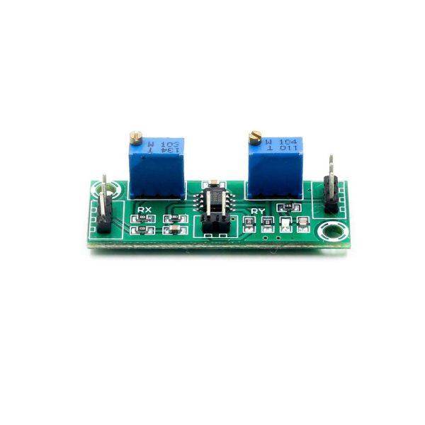 LM358 Weak Signal Amplifier Voltage