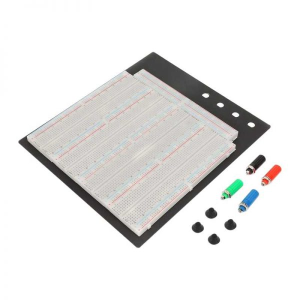 Solderless Breadboard - 3220 Tie Point (ZY-208)