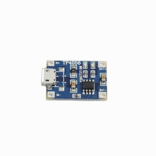 TP4056 Micro USB Lithium Battery Charging Board 1A