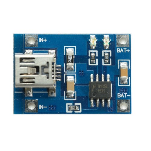 TP4056 Type C USB 5V 1A 18650 Lithium Battery Charger Board