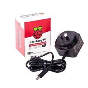 Raspberry Pi 4 power