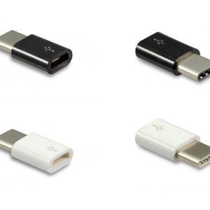 USB micro-B to USB-C