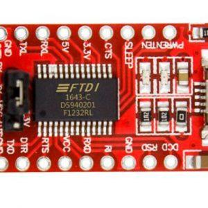 FT232RL serial port adapter