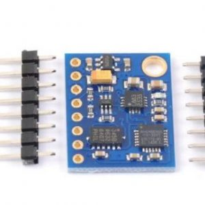 GY-85 BMP085 Sensor Modules 3V-5V 9 Axis Sensor Module (ITG3205 +ADXL345 + HMC5883L) ,6DOF 9DOF IMU Sensor
