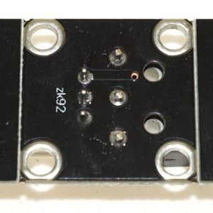 Mechanical switch limit switch Endstop for 3D printer Back