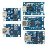 TP4056 Mini USB 1A