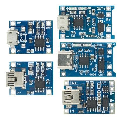 TP4056 TYPE-C USB 1A