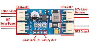 CN3791 Lithium Battery Charging wiring seup