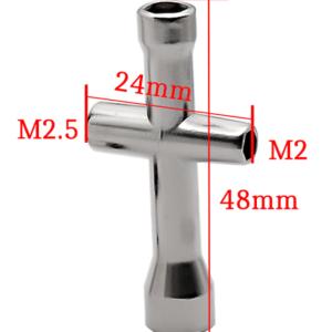 Mini 4 Way Cross Wrench