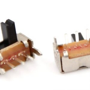 SK12D07VG3 PCB Mounted Miniature Slide Switch
