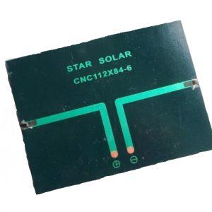 Solar Panel 110*80mm 1.1W 5V 220MA