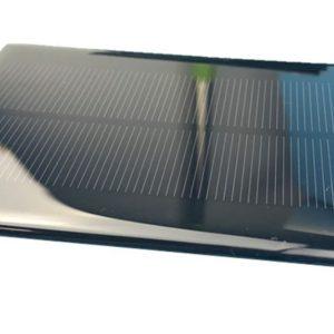 Solar Panel 110*80mm 1W 5V 200MA