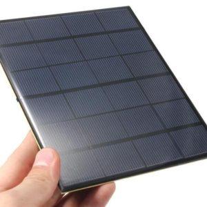 Solar Panel 135*165mm 3.5W 6V 580MA
